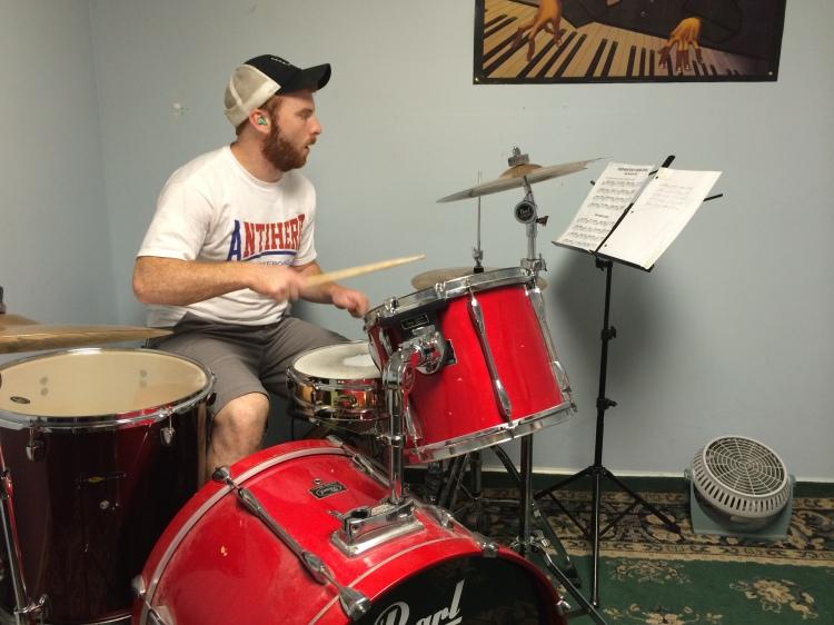 Eric Stern - Jon Ardito Drum School
