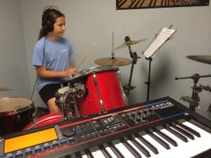 Kat Byland - Jon Ardito Drum School