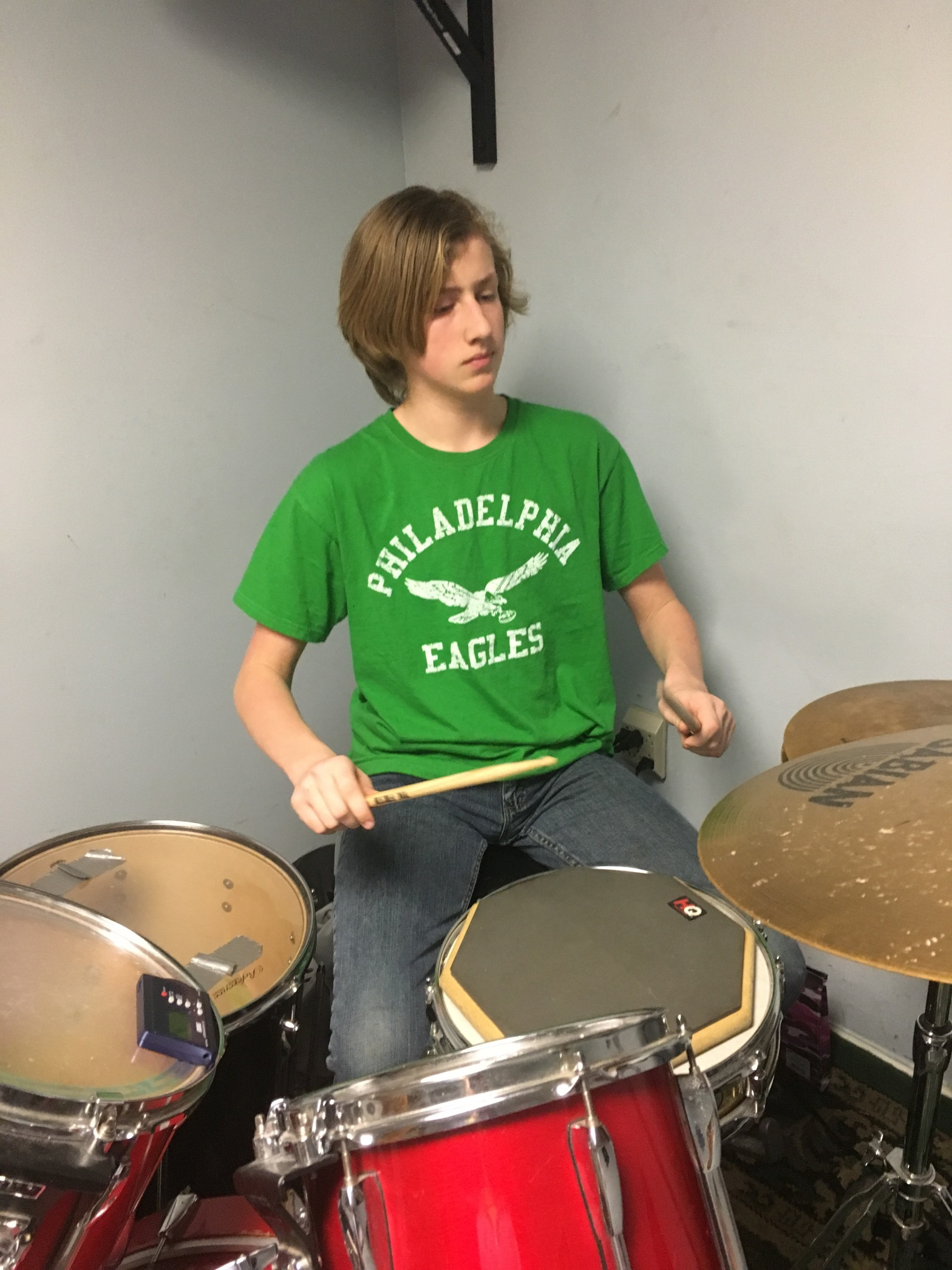Ben Masters Jon Ardito Drum School drum lessons in philadelphia