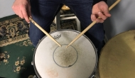 Drumming Technique: How to hold yoursticks