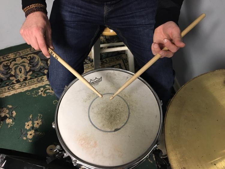 philadelphia drum lessons traditional grip