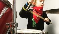 Gavin Hansen Yeager: Drum StudentTabloids